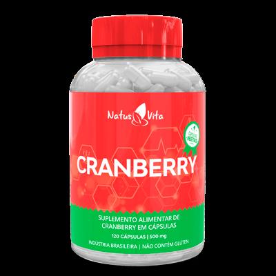 Cranberry Cápsulas